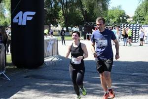 Позитив на финише 4F Kharkiv Riverside Run 2018 Spring