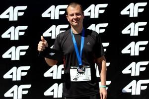 Респект организаторам и спонсорам 4F Kharkiv Riverside Run 2018 Spring