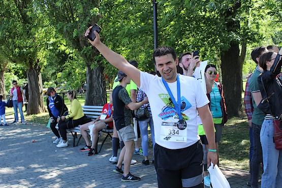 С позитивом на 4F Kharkiv Riverside Run 2018 Spring