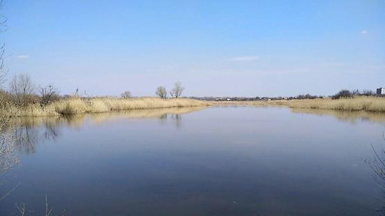 У воды свежо в апреле