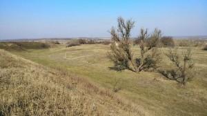 Вид с Петровской крепости