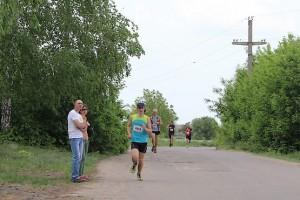 Сын приближается к финишу