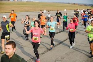 Первый круг на Kharkiv Airport Run 2018