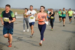 Все бегут на Kharkiv Airport Run 2018
