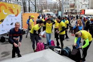 Команда Squad Ua Runners готовится к полумарафону в Харькове