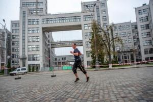 20 км марафона позади