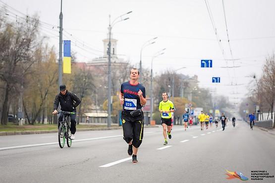 Бегу свой первый марафон