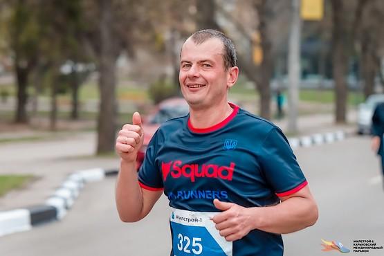 Пробежал первый марафон в 42 года