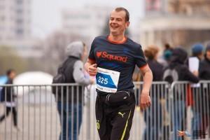 Радость преодоления первого марафона