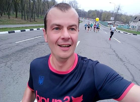 Убегаю от пейса на 3.15 марафона