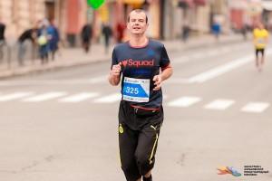 Устал на Харьковском интернациональном марафоне 2019