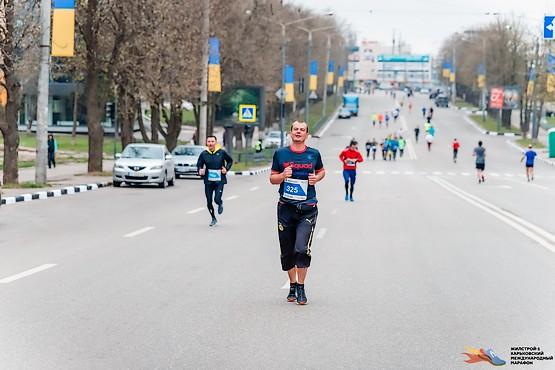 Весенний марафон в Харькове 2019 года