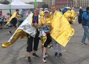 Все Первомайские марафонцы улучшили своё время