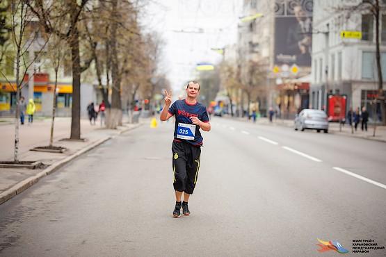 Знаю, что первый марафон добегу