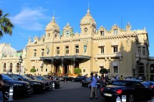 По дороге в казино Монте-Карло