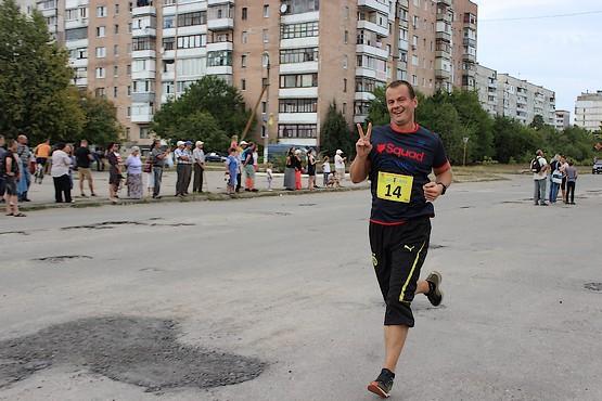 Бегу по дистанции 10 км