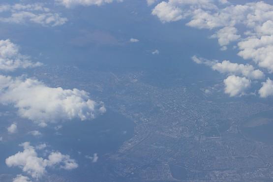 Город за облаками