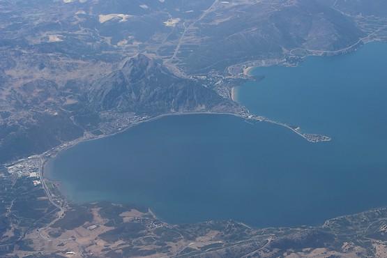 Оазис в горах Турции