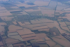 Плодородные земли Украины