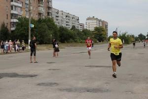 Сергей летит по дистанции