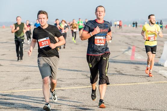 Бегу на лучшее время 10 км