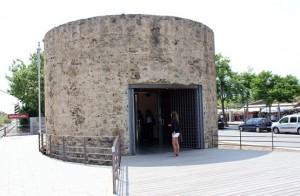 Крепость - касса в Санта Сусанне