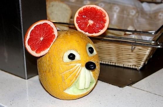 Дынная мышь