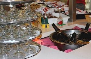 Шампанское к завтраку