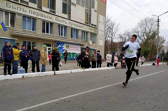 Финиширую на BALAKLIIA RUN 2019