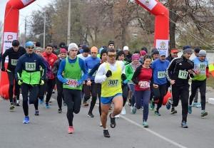 Старт на 10 и 15 км BALAKLIIA RUN 2019
