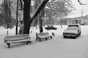 Зима пришла по расписанию
