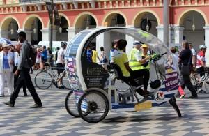 Французский рикша