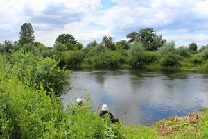 Рыбалка на Северском Донце