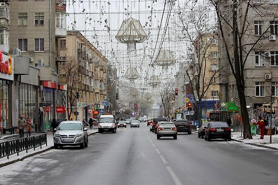 Прогулка по центру Харькова в карантин