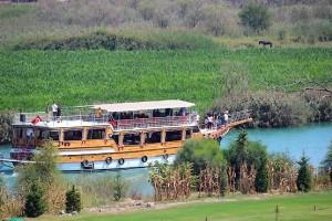 Водная прогулка по реке Манавгат