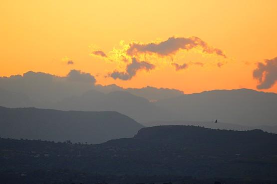 Восход солнца в Турции, Манавгат
