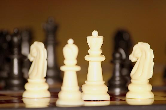 Белые начинают и выигрывают