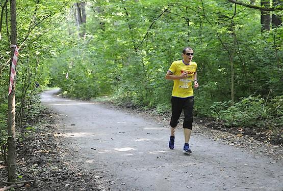 Устал на третьем круге Kharkiv Trail Half Marathon 2021
