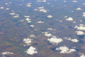 Над облаками Украины