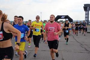 Старт NIX Kharkiv Airport Run 2021